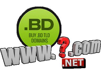 .com, .net, .org, .com.bd, .net.bd, .org.bd, .edu.bd